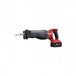 Scie sabre MILWAUKEE FUEL M18 CSX-502X - 2 batterie 18V 5.0 Ah - 1 chargeur 4933451378