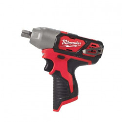 Boulonneuse à choc MILWAUKEE M12 BIW12-0 12V sans batterie 4933447134