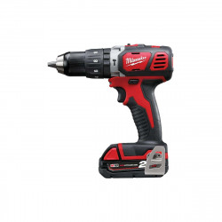 Perceuse percussion Milwaukee M18 BPD-202C - 2 batteries 18V Li-Ion 2.0Ah - 1 chargeur 4933443515
