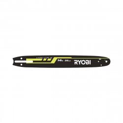 Guide RYOBI 35cm pour tronçonneuses thermiques RAC245