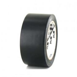 Ruban adhésif vinyle 3M 764 noir 50mm