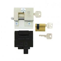 Kit de sécurité pour porte basculante SMART 4931 avec cylindre européen