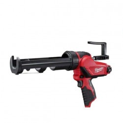 Pistolet à Colle 310ml MILWAUKEE M12 PCG 310C-0 12V sans batterie 4933441783