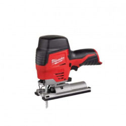 Mini scie sauteuse MILWAUKEE M12 JS 0 12V sans batterie 4933431305