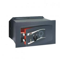 Coffre fort à emmurer serrure électromagnétique série 590 stark 590 260x180x150mm