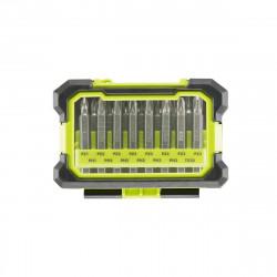 Coffret antichocs RYOBI 15 accessoires de vissage mixtes RAK15MSD