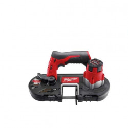 Mini Scie à ruban MILWAUKEE M12 BS 0 12V sans batterie 4933431310