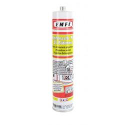 Mastic polyuréthanne blanc EMFI PU 25 bâtiment 300ml X 5