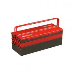 Boite à outils Facom en métal 5 cases grands volumes
