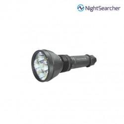 Lampe de poche professionnelle NIGHTSEARCHER magnum 11600 lumens