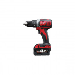 Perceuse visseuse MILWAUKEE M18 BDD-402C - 2 batteries 18V 4.0Ah - 1 chargeur M12-18C 4933443565