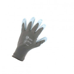 Gants Polyamide gris paume nitrile Taille L/9 EP 6239