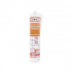 Mastic-colle polyuréthane EMFI PU 40 FC - blanc 300ml x5