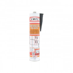 Mastic-colle polyuréthane EMFI PU 40 FC - noir 300ml x5