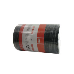 Bande d'étanchéité autocollante à froid gris plomb EMFI 22,5cm x 10m
