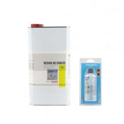 Résine GTS pro Soloplast 5 KG avec durcisseur
