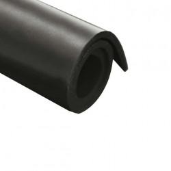 Feuille caoutchouc epdm 100x140cm épaisseur 2mm