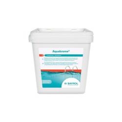 Aquabrome BAYROL - pastilles de brome 20g pour désinfection permanente