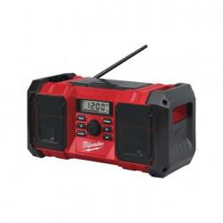 Radio de chantier MILWAUKEE M18 JSR-0 - sans batterie ni chargeur 4933451250