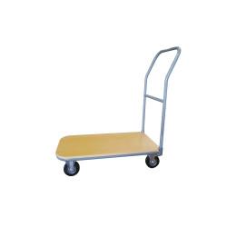Chariot de manutention - plateau en bois - 250 kg