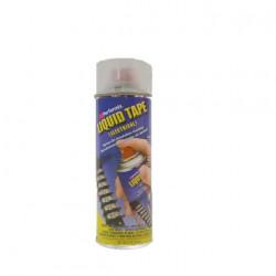 Isolant électrique aérosol liquide tape Plasti Dip transparent 175 ml