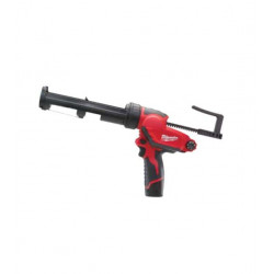 Pistolet à Colle 310ml MILWAUKEE M12 PCG 310C 201B 12V Li-Ion 2.0Ah 4933441655
