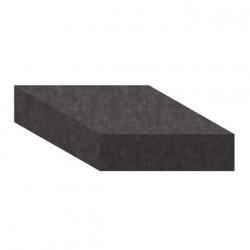Mousse de filtration PPI-20 noire 1.5x1m épaisseur 30mm