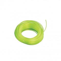 Bobine fil rond RYOBI 25m diamètre 1.3mm vert universel RAC131
