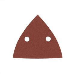 Kit 10 triangles abrasifs AEG grain 60 pour ponceuse vibrante 4932352925