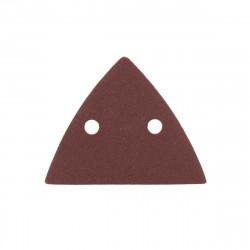 Kit 10 triangles abrasifs AEG grain 80 pour ponceuse vibrante 4932352926