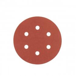 Kit 5 disques abrasifs AEG grain 240 150mm 4932430459