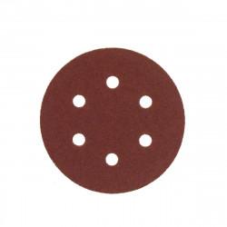 Kit 5 disques abrasifs AEG grain 60 150mm 4932430455