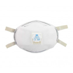 Masque 3M 8825 anti poussière FFP2 avec soupape
