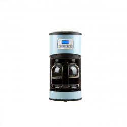 Cafetière DOMO -bleue - 1,8 L - DO478K