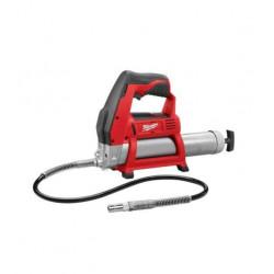 Pompe à graisse MILWAUKEE sans batterie M12 GG - 0 12V 3.0Ah 4933440435