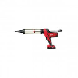 Pistolet à colle 400ml MILWAUKEE C18 PCG-400T-201B - 1 batterie 18V 2.0 Ah - 1 chargeur M12-18C 4933441812