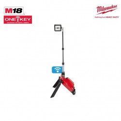 Projecteur de chantier MILWAUKEE M18 One Key ONERSAL-0 - sans batterie ni chargeur 4933459431