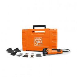 FEIN MultiMaster QuickStart - Machine oscillante 350 W - FMM 350 Q - 72294262000