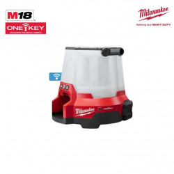 Eclairage de chantier MILWAUKEE M18 One Key ONESLSP-0 - sans batterie ni chargeur 4933459157
