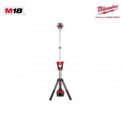 Projecteur sur trépied MILWAUKEE M18 HSAL-0 - sans batterie ni chargeur 4933451392