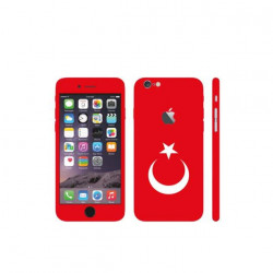 Stickers autocollant iPhone 6 Turquie