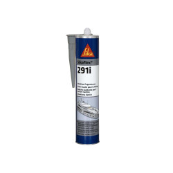 Colle mastic marine SIKA Sikaflex 291i - Gris - 300ml