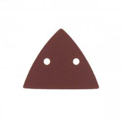 Kit 10 triangles abrasifs AEG grain 120 pour ponceuse vibrante 4932352927