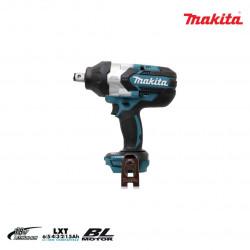 Boulonneuse à chocs brushless MAKITA 18V - sans batterie ni chargeur DTW1001ZJ