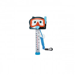 Thermomètre pingouin de piscine