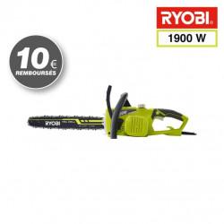 Tronçonneuse électrique RYOBI 1900W 35cm RCS1935B2C - 2 chaines 35cm RAC248