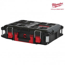 Coffret de transport 40L MILWAUKEE PACKOUT - taille 2 - 560x410x170 - 4932464080