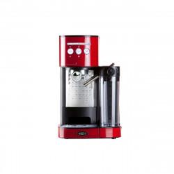 Machine à expresso BORETTI - Rouge - 15 bar - 1470W B401