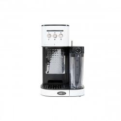 Machine à expresso BORETTI - Blanc - 15 bar - 1470W B402