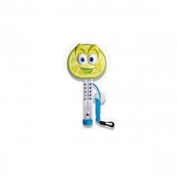 Thermomètre citron vert tutti frutti de piscine